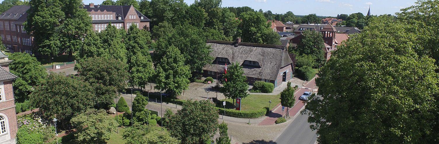 Luftbild Riesstraße