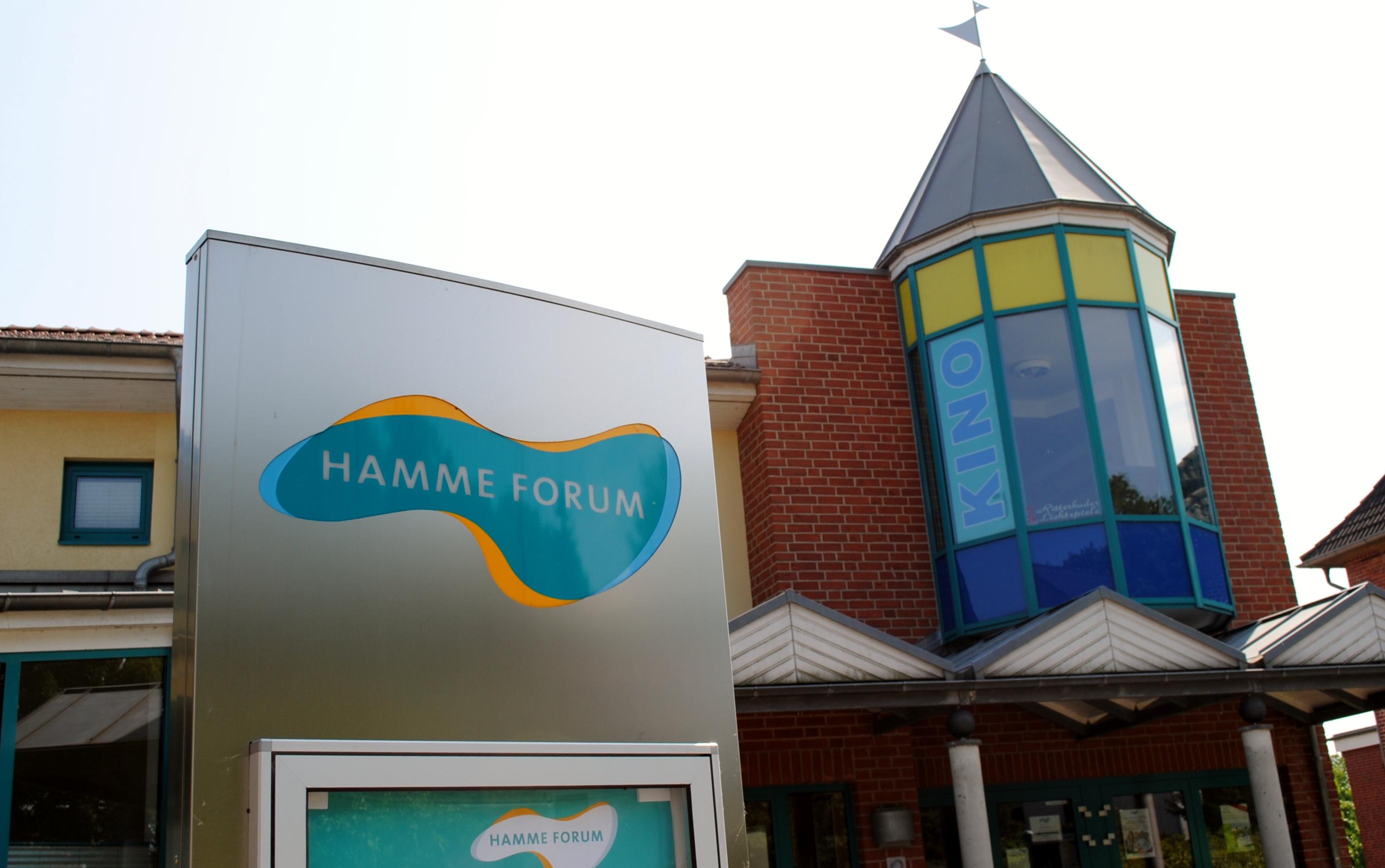 Kino im Hamme Forum