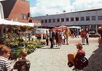 Markt in Scheemda