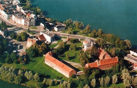 Die Burg in Sztum