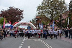 Start der Walkingtruppe © Volker Rode